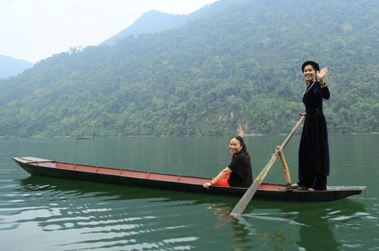Private 3-Day Tour to Ba Be Lake and...