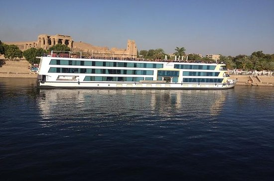 Nile Cruise from Aswan to Luxor 3...