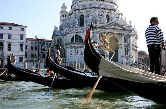 Gondola Ride and St Mark's Basilica...