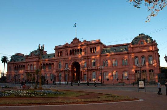 Buenos Aires City Highlights Walking