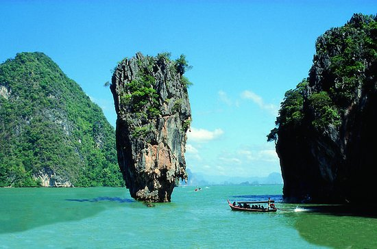 Phang Nga Bay Island Full-Day...