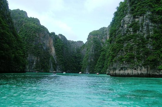 Phang Nga Bay Full-Day Sea Canoeing...