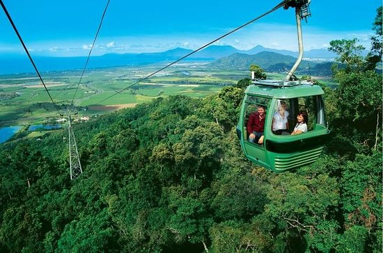 Small-Group Kuranda Village, Skyrail ...