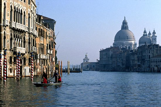 Spring over linjen: Morning Venice...