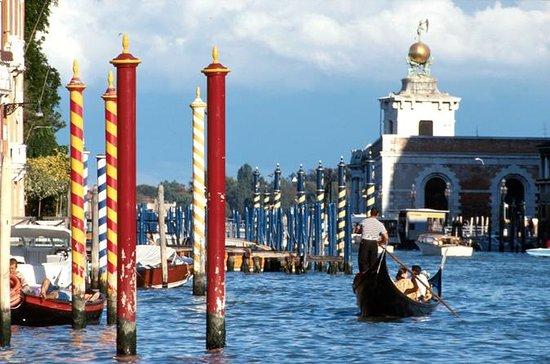 ヴェネツィアのゴンドラ乗船