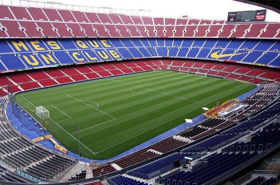 Private FC Barcelona-Tour