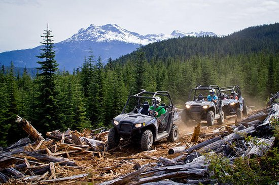 RZR Off-Roading Tours from Whistler