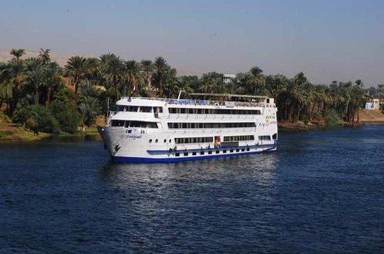 3-Nächte-Kreuzfahrt Aswan nach Luxor