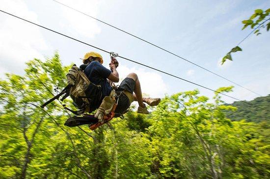 Zipline Canopy Tour in Jaco
