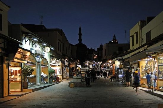 Rhodes by Night Segway Tour