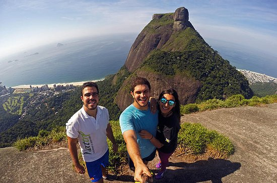 Pedra Bonita Private Hiking Tour at...