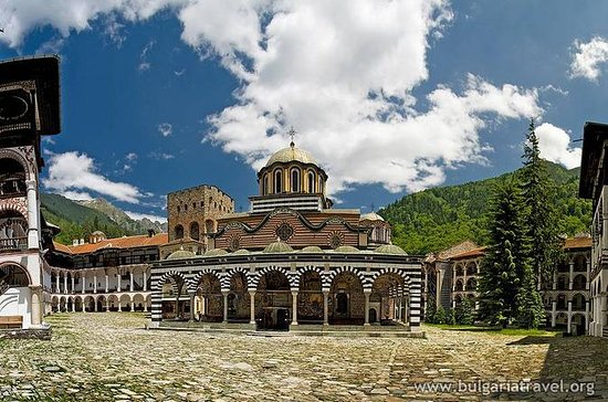 Shuttle to Rila Monastery from Sofia
