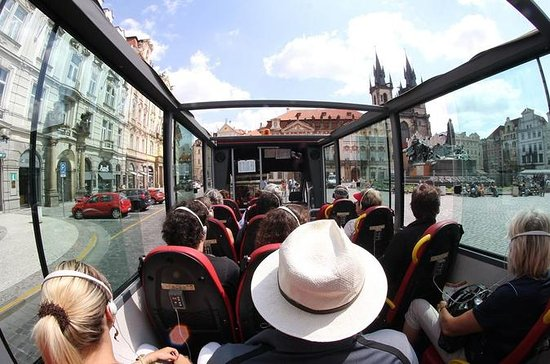 Historical Panoramic Bus Tour in...
