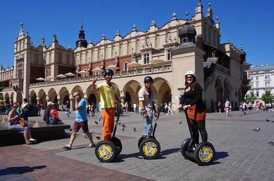 Private Tour: Krakow by Segway...