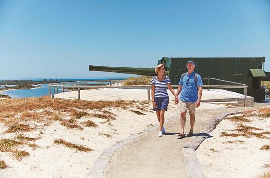 Rottnest Island Historical Train and...