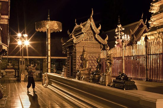 Chiang Mai Half-Day Tour of Doi...