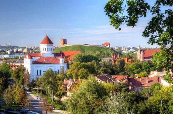Panoramische Vilnius-wandeltocht door ...
