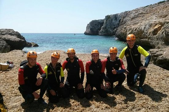 Mallorca Cova de Coloms Sea Caving...