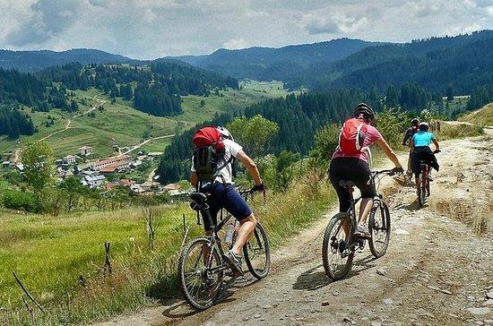 Faire du vélo dans les Balkans