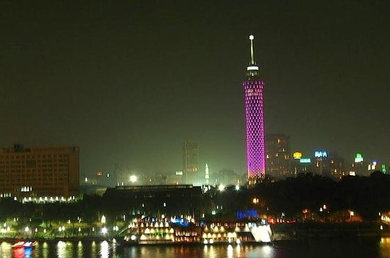 Cairo City Tour with Cairo Tower