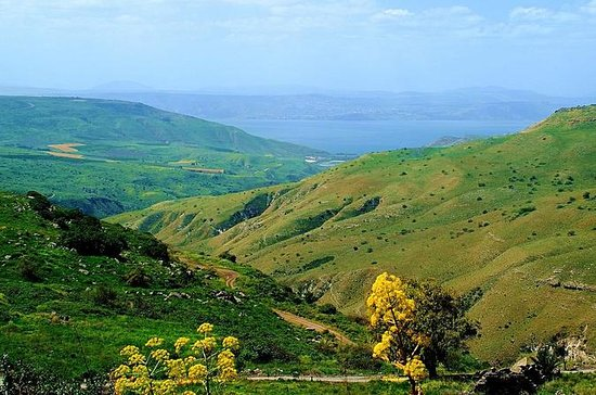 Private Tour: Sea of Galilee Day Tour ...
