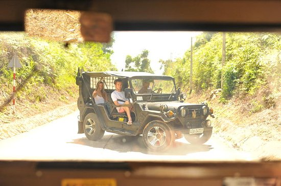 Full-Day Hue Tour by Military Jeep Including One-Way Transfer to Hoi...