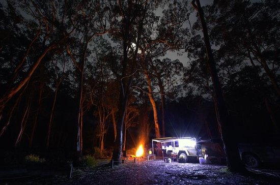 Private 5-Day 4WD Camping Trip from...