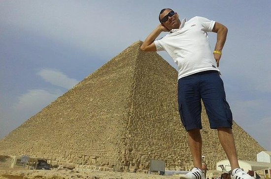 Giza Pyramids and Sphinx Half Day Tour...
