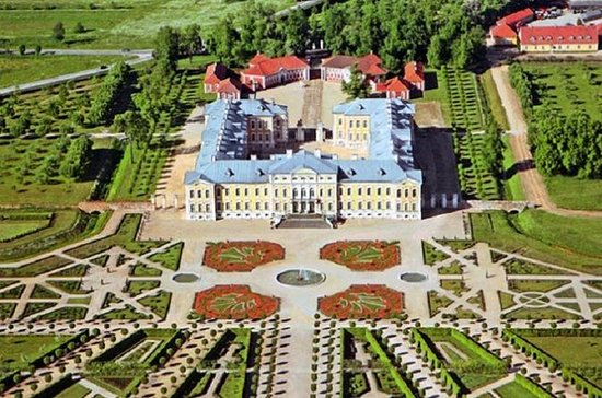 Privat dagstur til Rundale fra Riga
