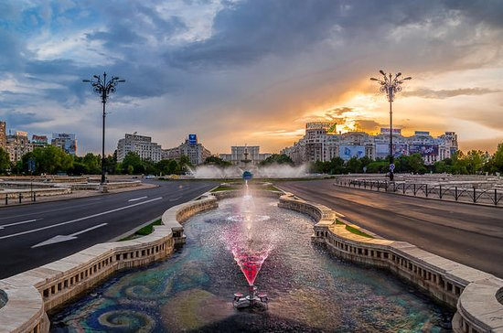 Extended Walking Tour of Bucharest