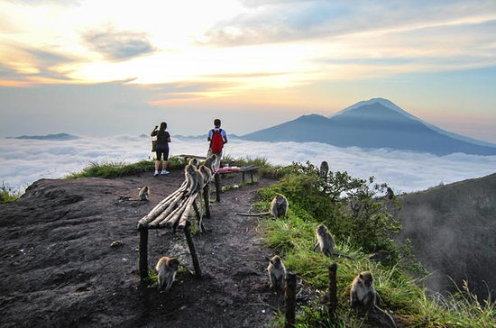 Mount Batur Sunrise Trekking and