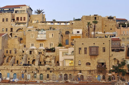 Private Tour: Jaffa and Tel Aviv from...