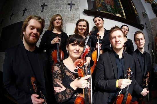 Krakow Chamber Orchestra Concert at St Adalbert's Church