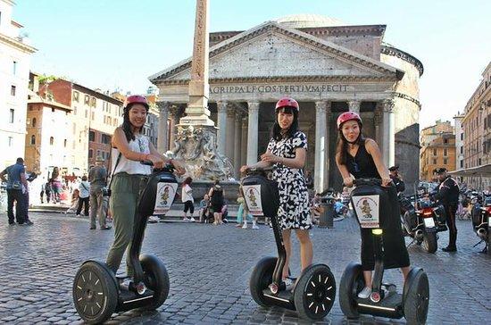Segwaytour door het centrum van Rome