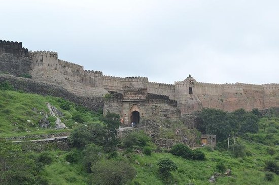 Private Tour: Day Trip to Kumbhalgarh...