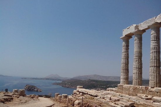Athens Highlights,Cape Sounion,Temple of Poseidon Private Tour