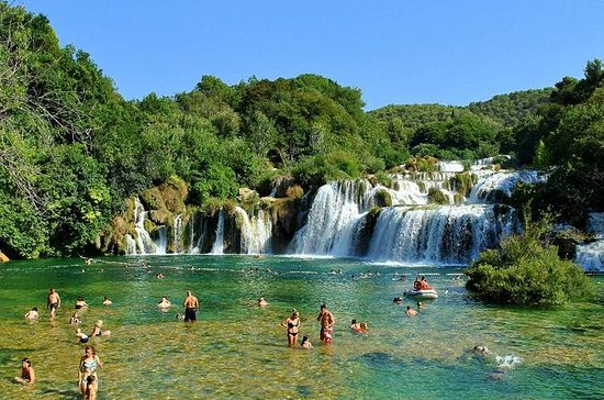 Day Trip to Krka Waterfalls and...