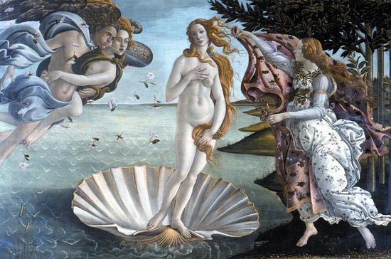 Galerias Uffizi e Accademia...