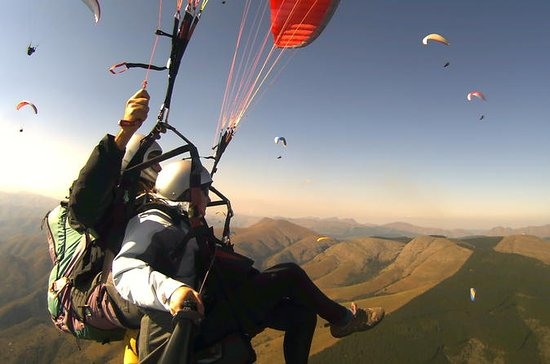 Tandem Paragliding Experience with...