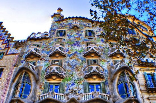 Barcelona Private Walking Tour...