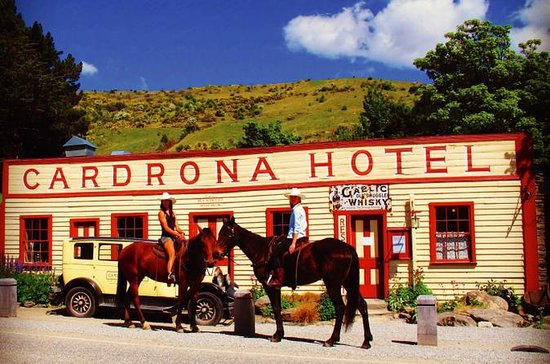 Cardrona High Country Pub Trail...