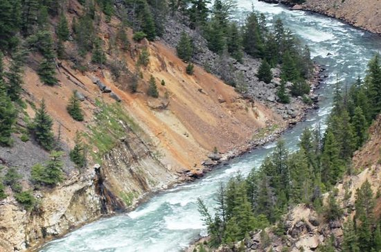 Self-Guided Tour of Yellowstone Upper...