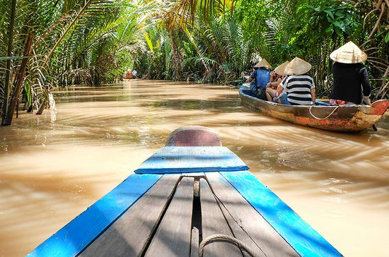 Upper Mekong River Day Trip from Ho...