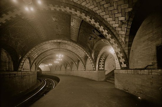 Guided Private Underground New York...