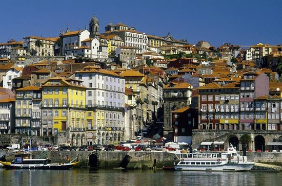 Private Tour: Porto City and Wine...