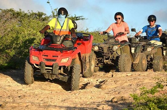 Curacao Half Day ATV Adventure Tour