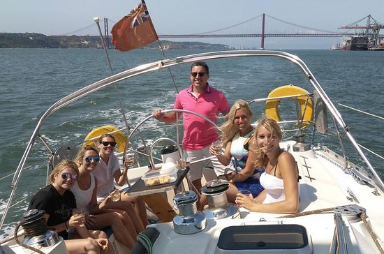 Segelboot Tour in Lissabon