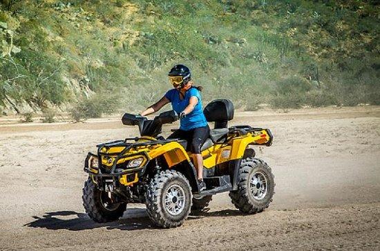 Candelaria Beach und Desert 4x4 ATV...