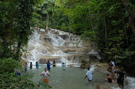 Dunn's River Falls Hike and Ocho Rios...