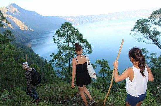 Monte Batur Nascer do sol Trekking